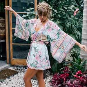 Spell & The Gypsy Kimono Lotus Romper ✨